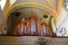 Organy klasztorne. Alwernia