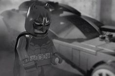 Lego Batfleck Doesn't Capture The Melancholy