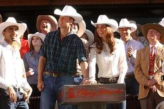Duke & Duchess at the Calgary Stampede
