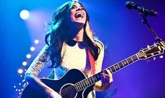 Christina Perri Performs At Shepherds Bush Empire. Photo copyright Christie Goodwin, all rights reserved
