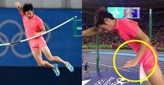 Saat memalukan Atlet lompat bergalah Jepun gagal lepasi palang kerana kemaluan tersangkut   ATLET lompat bergalah Jepun Hiroki Ogita mengalami insiden memalukan apabila kemaluannya menjadi penyebab kepada kegagalannya untuk melayakkan diri ke peringkat akhir Sukan Olimpik Rio 2016.  Zakar Sebabkan Atlit Lompat Tinggi Jepun Tersingkir  Zakar Sebabkan Atlit Lompat Tinggi Jepun Tersingkir  Sumber gambar dari gonefishingstorepr.com  Ketika melakukan aksi peringkat saringan pada ketinggian…
