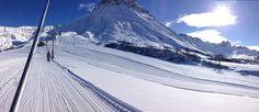 La montée des Aplanes à Albiez, le 5 janvier 2016 #ski #pistes #albiez #aplanes #teleski #montemy #aiguillesdarves #savoie #alpes