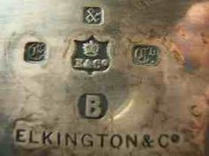 HOW TO READ, DECRYPT AND IDENTIFY THE MARKS ON ENGLISH SILVERPLATE AND ELECTROPLATED SILVER