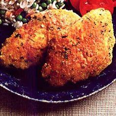 Parmesan Chicken Breast