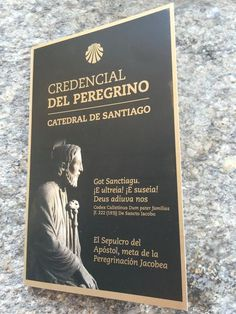 Official Camino Passport (Credential)