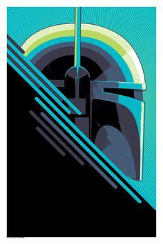 "Star Wars ""The Bounty Hunter"" & ""The Stormtrooper"" Screen Prints by Craig Drake Star Wars Fan Art, Star Wars Day, Starwars, Star Wars Prints, Dark Ink, Star Wars Wallpaper, Boba Fett Wallpaper, Star Wars Celebration, Star Wars Boba Fett"