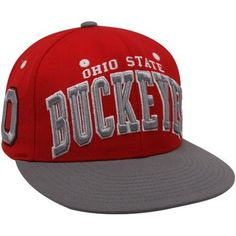 NCAA Ohio State Buckeyes Super Star Snapback Cap, Scarlet by Zephyr. $21.95. Officially licensed hat. Memory visor. Adjustable snapback hat. 65% Acrylic / 35% Wool. Zephyr snapbacks are constructed to meet the desires of the consumer. Zephyr hats feature professional embroidery and detailed raised logos. The Zephyr Memory Visors are constructed with the best materials allowing you to bend the brim or keep it flat.  About Zephyr Zephyr was established in 1993 by former ...