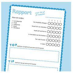 Download gratis rapport voor de leerkracht - http://onderwijsstudio.nl/gratis/