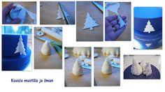 Confetin Joulublogi: Fantasiakakut