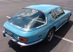 Learn more about Impressively Clean: Restored 1972 Jensen Interceptor MkIII on Bring a Trailer, the home of the best vintage and classic cars online. British Sports Cars, Vintage Sports Cars, Retro Cars, Vintage Cars, Sexy Cars, Hot Cars, Bugatti, Jensen Interceptor, Automobile