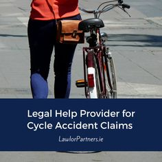 At Lawlor Partners, our cycling accident claims solicitors are well-versed with handling different types of cycling accident cases. They focus on building strong cases in a bid to get the maximum possible compensation for our clients. Accident Injury, Personal Injury, Road Cycling, The Help, How To Become, Cases, Strong, Building, Buildings