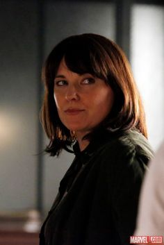 Lucy Lawless stars as Agent Isabelle Hartley in Marvel's Agents of S.H.I.E.L.D.