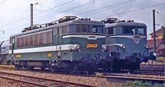 Des BB 25150 à Metz (57)