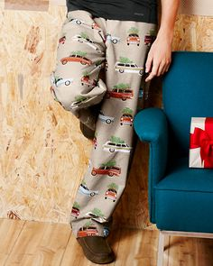 @Katie P. Look closely, I think you need these!! Holiday Flannel Pants
