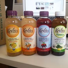 #kevita my reward for having to work this weekend #vegan Web Instagram User » Collecto