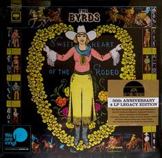 Byrds - Sweetheart Of The Rodeo - Ltd. Black Friday Edn. (LP) https://www.youtube.com/watch?v=JbLBbdQzEeE Vinyl Records, Rodeo, Black Friday, Lp, Products, Rodeo Life