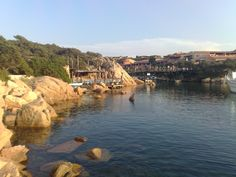 Porto Cervo, Sardinia  walked on it :-)