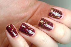 Items similar to Autumn Vixen - Fall 2013 Collection Custom Glitter Nail Polish on Etsy Glitter Nail Polish, Hello Beautiful, Fall Collections, You Nailed It, Health And Beauty, My Nails, Nail Designs, Nail Art, Vixen