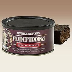 Seattle Pipe Club Plum Pudding Special Reserve - Pipes and Cigars
