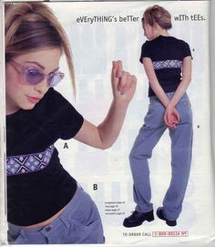 90s Delias. This outfit. Too cute.