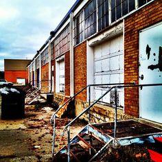 "@einarrice's photo: ""The Loadings Docks! #grime #industry #urban #rust #rustnut #windows #building #buildinglovers #architecture"""
