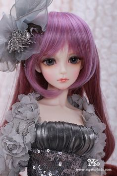 Eileen, 58cm Mystic Kids Girl - BJD Dolls, Accessories - Alice's Collections