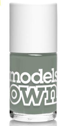 Ninja Polish: Model's Own - Grace Green, from the Core collection