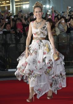 Sarah Jessica Parker @ 'Sex and the City 2' Premiere in Tokyo 6/1.