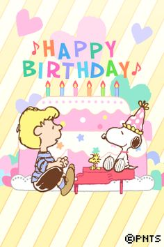 Ideas Funny Happy Birthday Quotes For Him Guys Wisdom Happy Birthday Snoopy Images, Peanuts Happy Birthday, Happy Birthday Quotes For Him, Cute Birthday Wishes, Birthday Wishes Quotes, Happy Birthday Funny, Happy Birthday Greetings, Funny Happy, Good Morning Snoopy