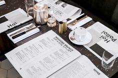 Hoi Polloi Restaurant, ideal for a weekend brunch!