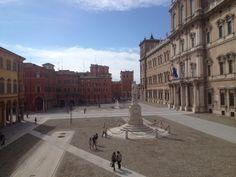 Piazza Roma - Modena, Italy
