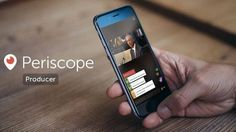 Periscope introduces Producer to help professional broadcasts to Twitter Read more Technology News Here --> http://digitaltechnologynews.com  Twitter wants to help you step up your livestreams.   The social network's livestreaming app Periscope is opening up its app so that users can live stream directly from cameras other than the ones on their smartphones. The effort called Periscope Producer is meant to help broaden the reach of live video on Twitter by making it more accessible to…