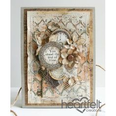 Other products: Album base, Stampendous embossing powder, glue, lindy's spray, Scrapiniec chipboard, 3D gloss gel, metal embellishments Watch this video https://www.youtube.com/watch?v=rdsIOVMXjIQ to learn how to create flowers with the Deluxe Flower Shaping Kit. Instructions: Album dimensions are 8