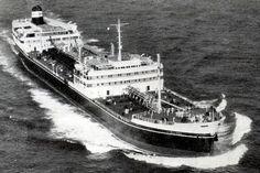 Tanker Ship, Steam Turbine, Oil Tanker, Ship Names, Trident, Seas, Classic, Ellora, Derby