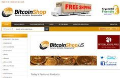 Bitcoin Shop Announces Purchase of Three Virtual Currency Domain Names - NewsCanada-PLUS News, Technology Driven Media Network