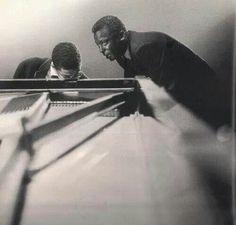 Herbie Hancock, Miles Davis