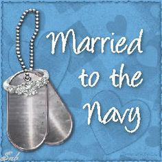 It did feel like it before he retired from the Navy!  (now for my very soon to be daughter-in-law).