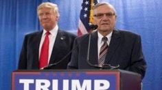 Sheriff Arpaio addresses Trump protesters blocking freeway - Published on Mar 19, 2016 Arizona sheriff says his team 'will not be intimidated
