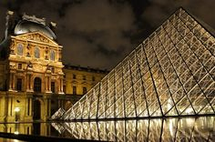 The Louvre / Hans Gruber