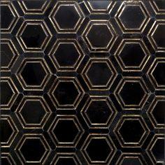 Helix Gold Marble Tile   Tilebar.com
