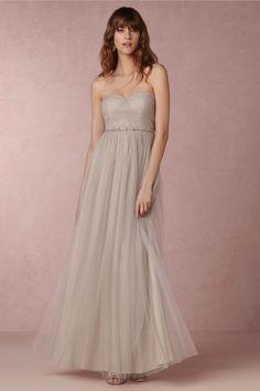 BHLDN Annabelle Dress in  Bridesmaids Bridesmaid Dresses Long at BHLDN