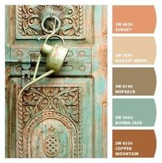 Paint colors from Chip It! by Sherwin-Williams by catalina