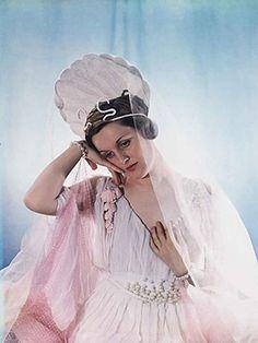 Madame Yevonde: The Honorable Mrs Bryan Guinness as Venus