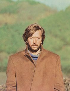 ERIC CLAPTON Photographed by Pattie Boyd