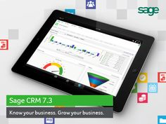 Sage CRM can help you increase productivity, drive revenue growth and send targetted marketing campaigns. You can even gain better business insight. Crm System, Innovative Companies, Customer Relationship Management, Specific Goals, Growing Your Business, Knowing You, Sage, Platform, Salvia