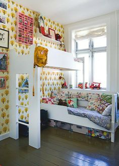 Find out about 10 Scandinavian Inspired Kids Rooms | Family Style