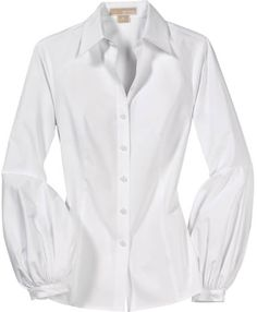 classic white blouse, timeless
