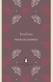 Book Cover:  Evelina: Penguin English Library