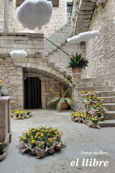 Cada rincón de Girona se engalana por Temps de Flors, hasta el 18 de mayo. | diariodesign.com