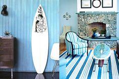 surf decor | ideias de fim de semana